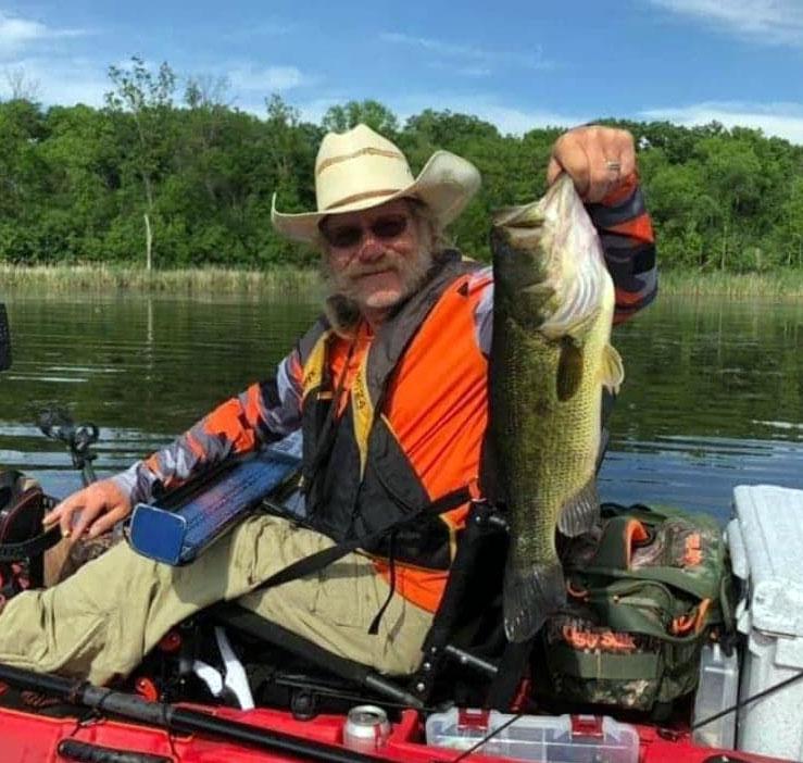Bob Lackner Kayak Fishing