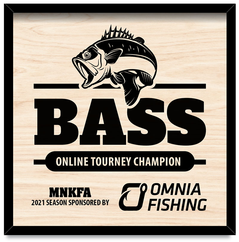 2021 Omnia Fishing Online Bass Tournament Championship