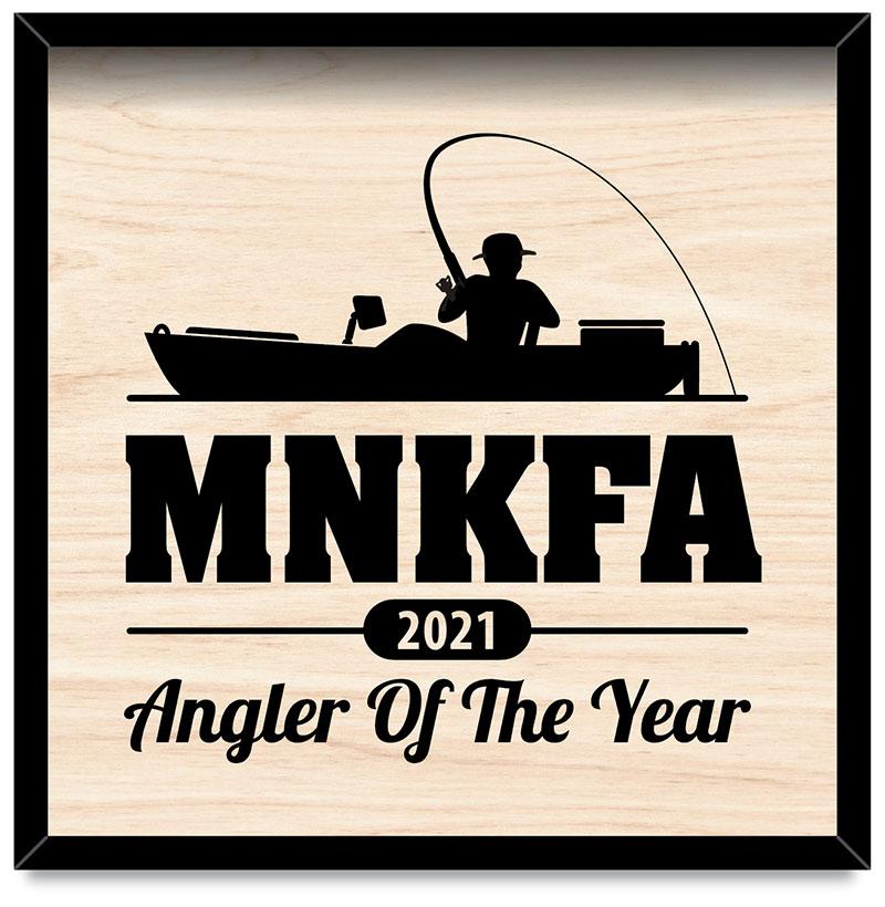 2021 MNKFA Angler Of The Year Award