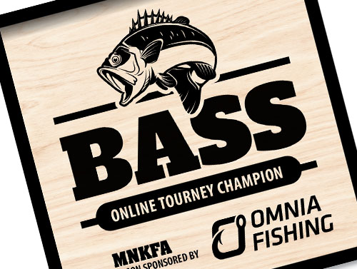 MNKFA 2021 Kayak Bass Tournament Champion