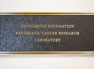 The Lustgarten Foundation Laboratory
