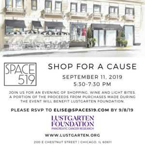 Shop For A Cause Space 519