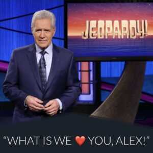We Love You Alex