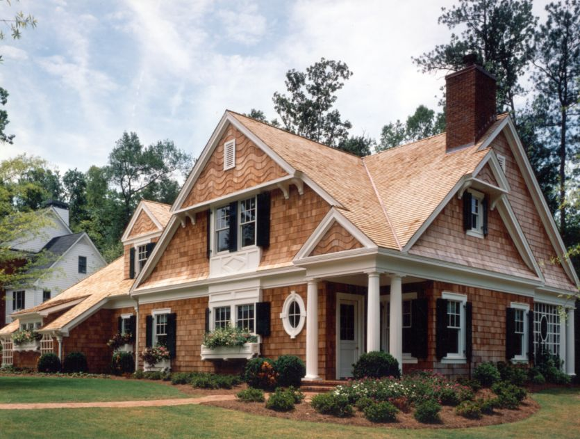 Roofing Wood Shingles