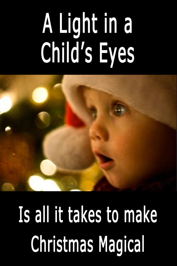 A Light In A Child's Eye