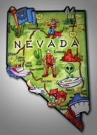 NEVADA STATE ICON