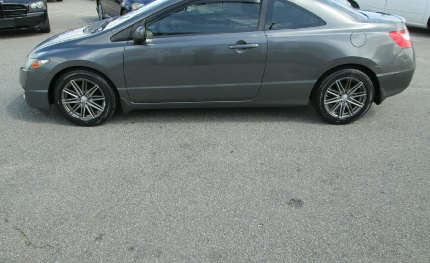 2009 HONDA CIVIC COUPE 2-DR