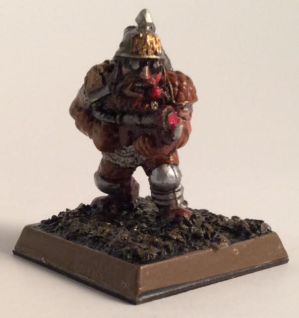 Frostgrave Dwarfs