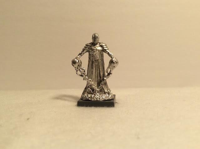 Mantic Games Necromancer Lord Miniature
