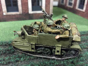 Battle Report – Bolt Action: Brits and Yankees versus Germans