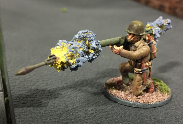 A Showcase piece of an American WW2 Soldier
