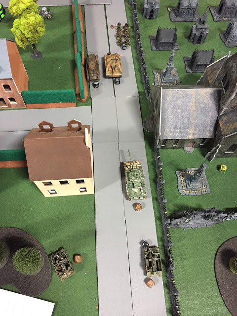 Heavy Armour hits the field