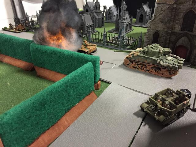 British armoured vehicles - WW2