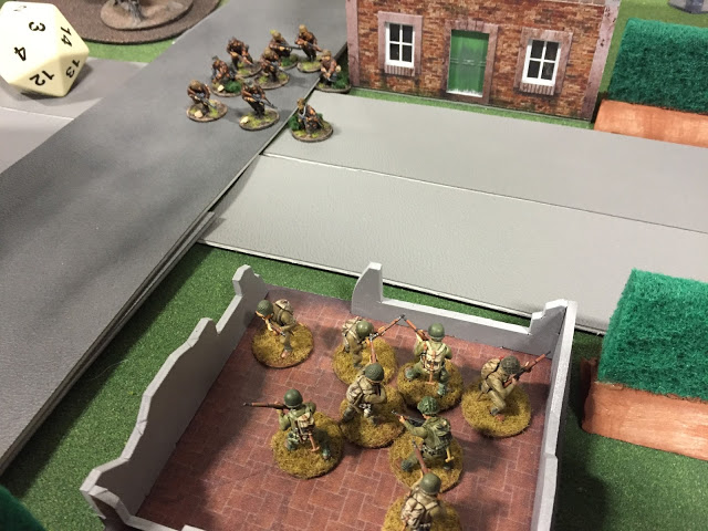 Infantry Battle