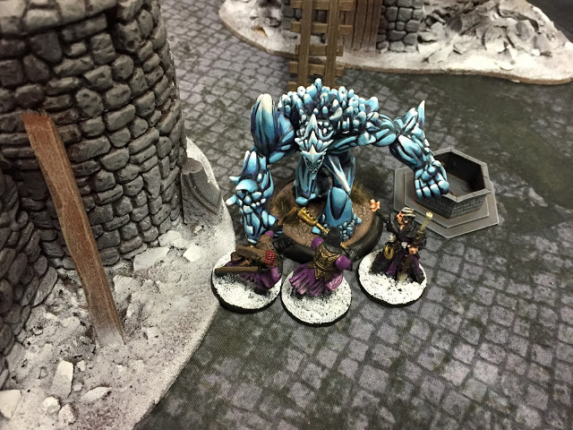 Tournament Report – Frostgrave Campaign Day: Hunt for the Golem (Lords Of War 2016 Summer Tournament)