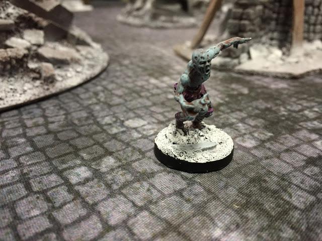 Mantic Zombie