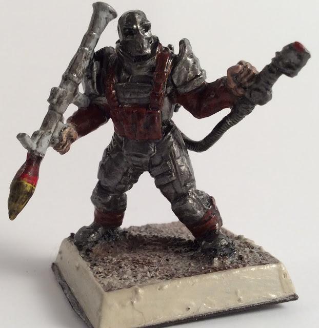 RAFM Tin Can Man Miniature