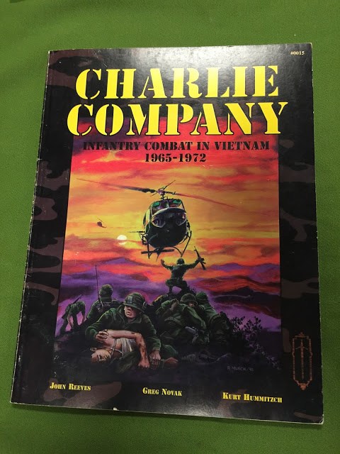 Charlie Company: Game Report and First Impressions
