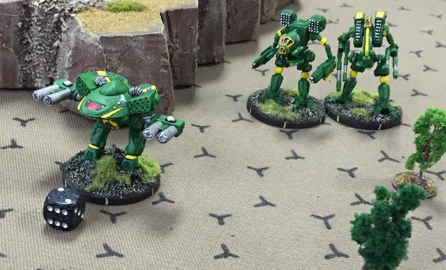 BattleTech Grinder
