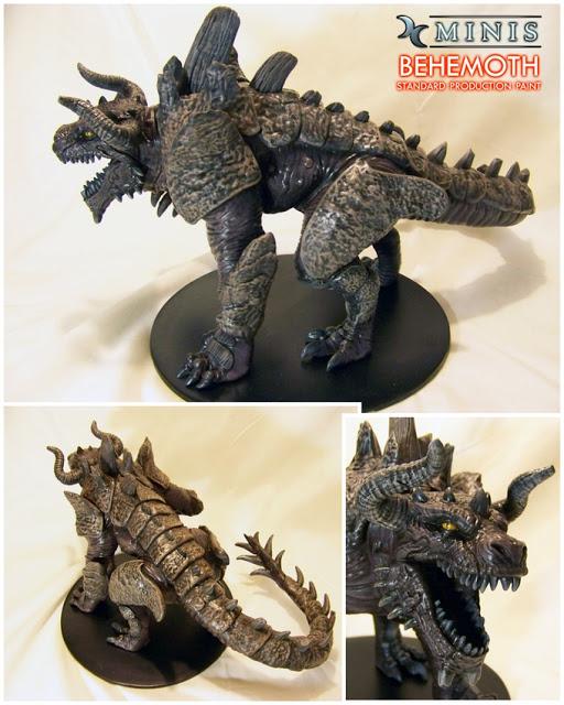 The Behemoth: An Update