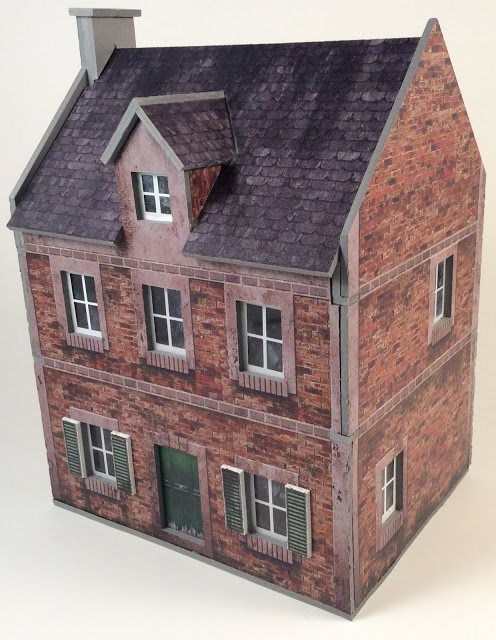 Plastcraft Games Detached House Review