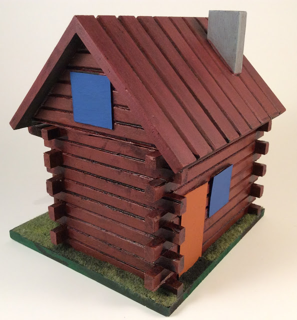Michael's Bird House for Miniature Gaming Terrain Review