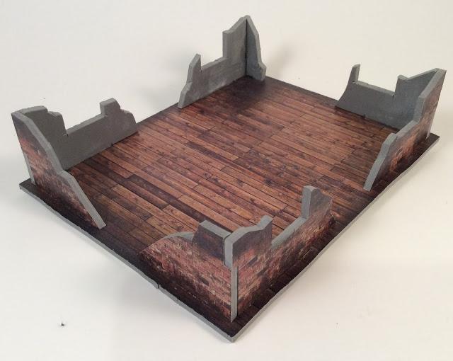 Plastcraft Games Detached House Review / Ruins