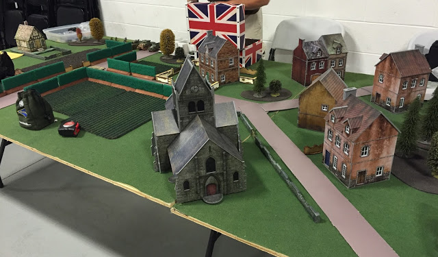 Battle Report: 2500 Points of British Versus Germans in Bolt Action