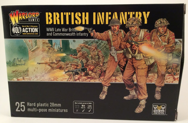 Review: British Infantry Plastic Box Set by Warlord Games