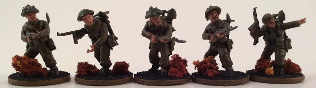 Bolt Action Veteren Soldiers