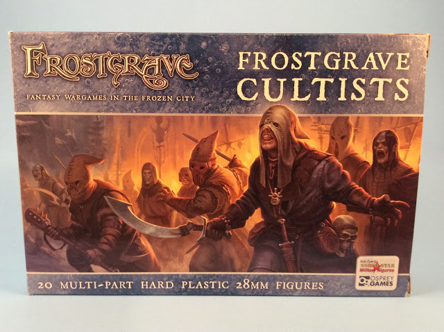 Frostgrave Cultists Plastic Figures Review