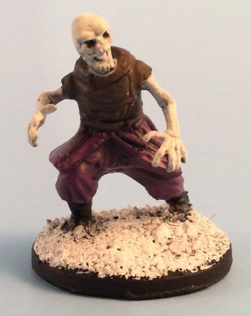 Frostgrave Skeleton