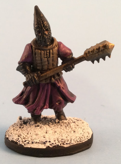 Frostgrave Infantry Man - Plastic Cultists Review