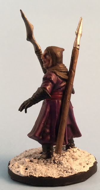 Frostgrave Javalineer - Frostgrave Plastic Cultists Review