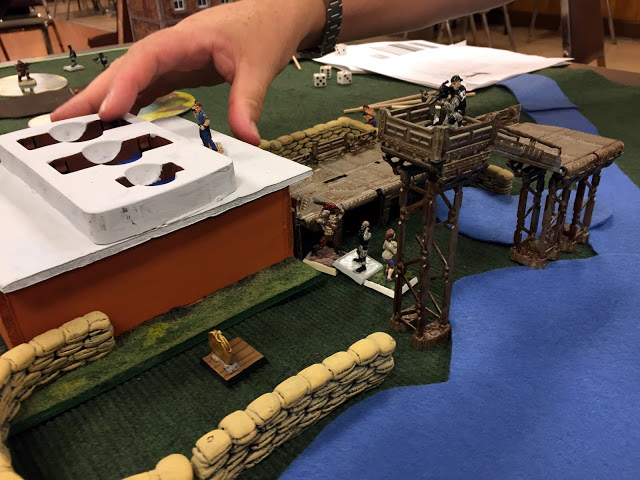 Convention Battle Report – A Fistful of Kung Fu (6 Players)
