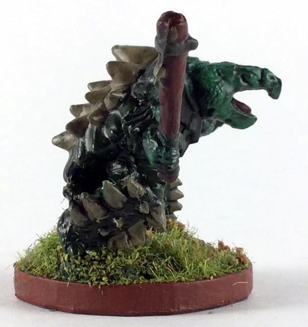 Spikeshell Warriors Reaper Miniatures