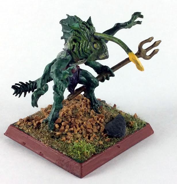 Reaper Miniature Tiik Baron