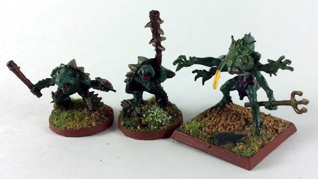 Reaper Miniatures Bone Spike Warriors