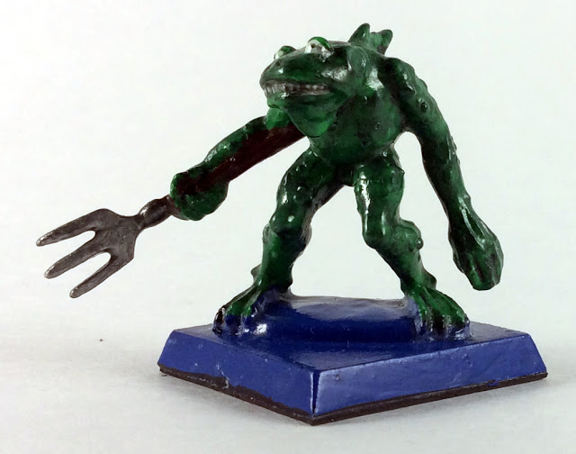 Deep One Miniature by RAFM