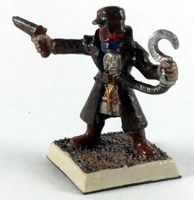 Warzone Miniature
