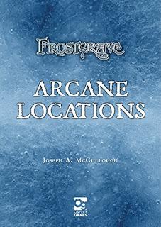 Frostgrave: Arcane Locations – Mini Review