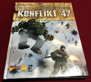 Konflikt '47 – It Arrived!!!