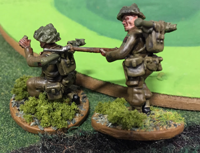 Painted Miniatures for Bolt Action