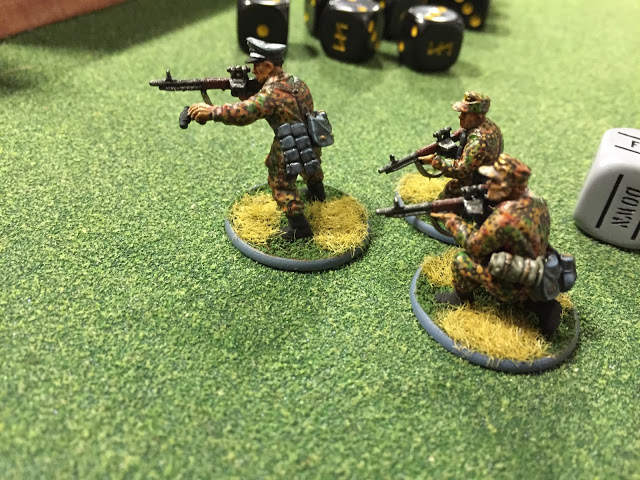 1200 Point Bolt Action Battle Report – British Army vs Fallschirmjager