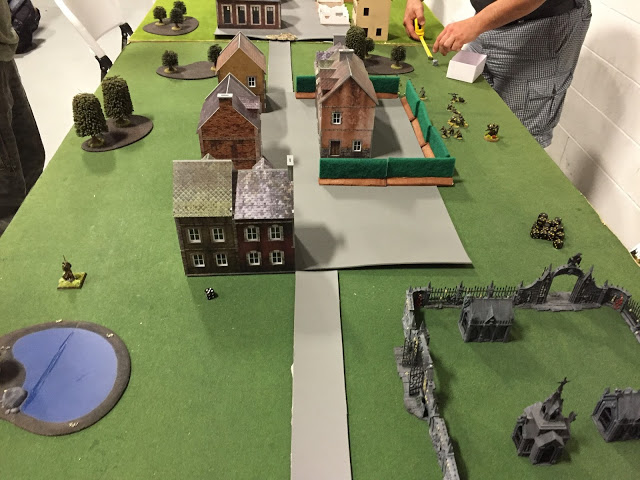Bolt Action Table