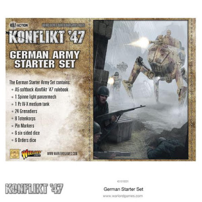 Konflikt '47 – German Lists