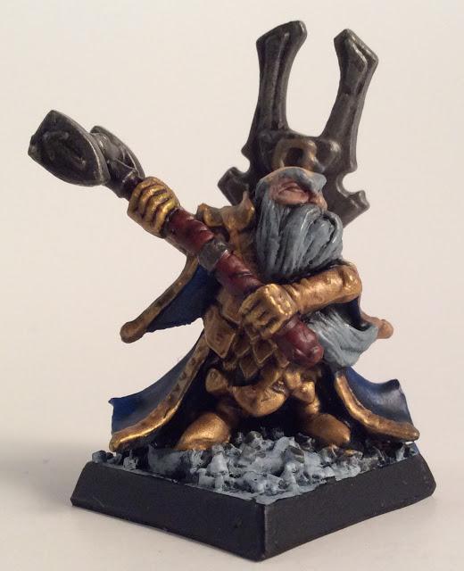 Reaper Miniature Bones Dwarf