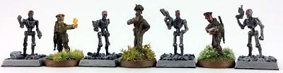 Warlord Games vs Reaper Miniatures Scale Comparison