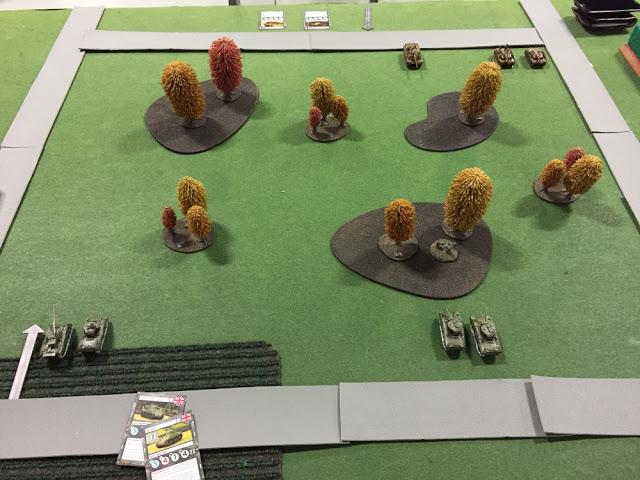 Battle Report – 65 Point Game of TANKS by Gale Force Nine