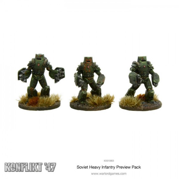 Bolt Action Konflikt 47 by Warlord Games and Osprey Publishing